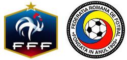 France x Roumanie