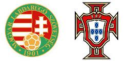Hongrie x Portugal
