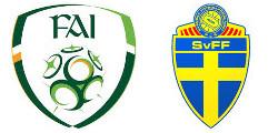 Irlande x Suède
