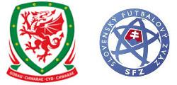 Pays de Galles x Slovaquie