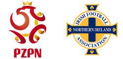 Pologne x Irlande du Nord