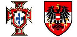 Portugal x Autriche