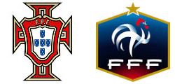 Portugal x France