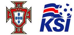 Portugal x Islande