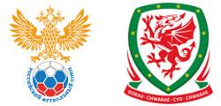 Russie x Pays de Galles