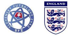 Slovaquie x Angleterre