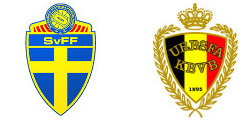 Suède x Belgique
