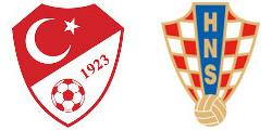 Turquie x Croatie