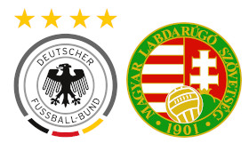 Allemagne - Hongrie (Groupe F)