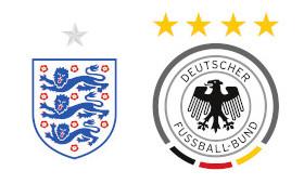 Angleterre - Allemagne