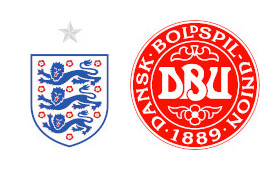 Angleterre x Danemark