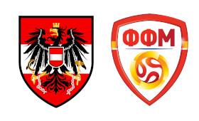 Autriche - Macédoine du Nord (Groupe C)