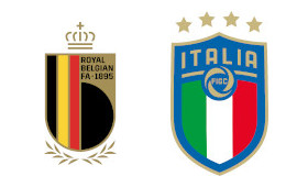 Belgique x Italie (Euro 2020)
