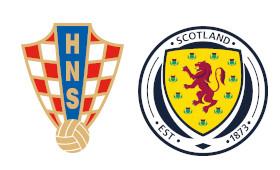 Croatie - Écosse (Groupe D)