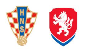 Croatie - République tchèque (Groupe D)