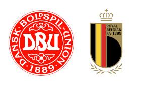 Danemark - Belgique (Groupe B)
