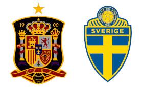 Espagne - Suède (Groupe E)
