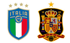 Italie x Espagne