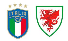 Italie - Pays de Galles (Groupe A)