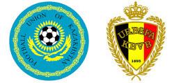 Kazakhstan x Belgique