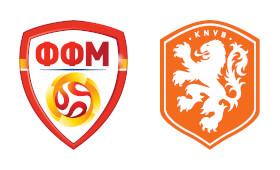 Macédoine du Nord - Pays-Bas (Groupe C)