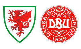 Pays de Galles - Danemark