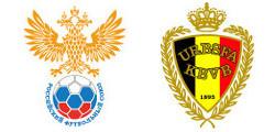 Russie x Belgique
