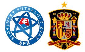 Slovaquie - Espagne (Groupe E)