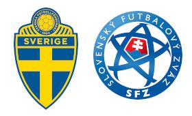 Suède - Slovaquie (Groupe E)