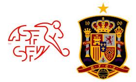 Suisse x Espagne (Quart de finale)