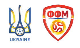 Ukraine - Macédoine du Nord (Groupe C)