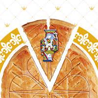Galette des Rois à partager dans les casinos Golden Palace