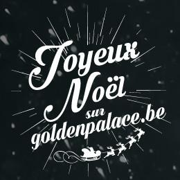 Golden Christmas de Golden Palace est de retour avec des milliers de lots