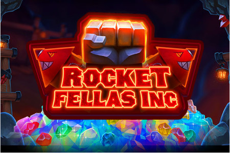 Rocket Fellas Inc sur Golden Palace