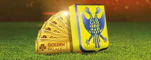 Tickets pour les matchs de Saint-Trond grâce à Golden Palace