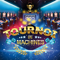 Tournoi de machines à sous au Golden Palace d'Anderlue