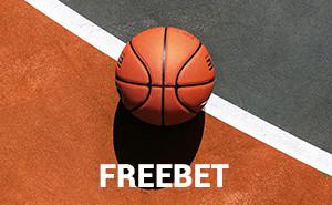 Un freebet par jour en pariant sur le basket avec Golden Vegas