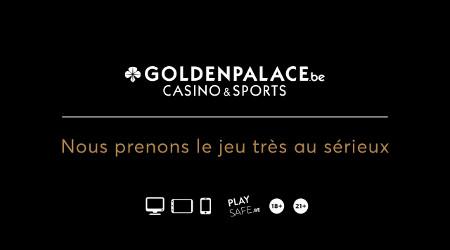Golden Palace : Nous prenons le jeu très au sérieux
