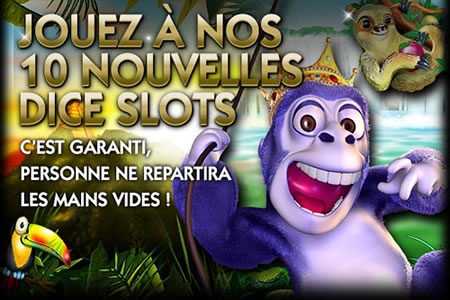 You Play, We Pay revient Golden Palace sur 10 Dice Slots