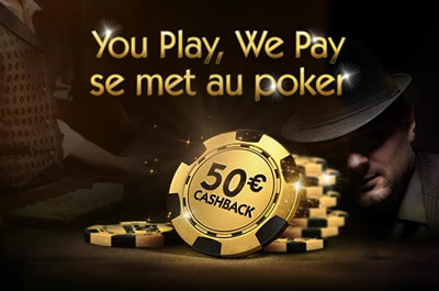 Golden Palace lance You Play, We Pay sur ses tables de poker