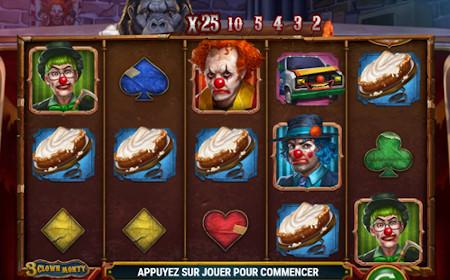 3 Clown Monty - Revue de jeu