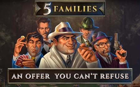 5 Families - Revue de jeu