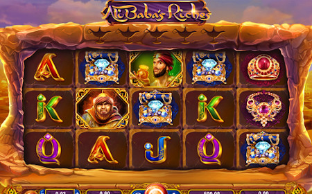 Ali Baba's Riches - Revue de jeu