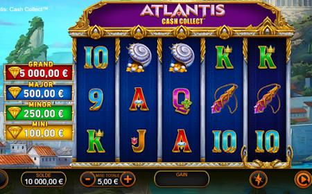 Atlantis : Cash Collect - Revue de jeu
