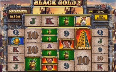 Black Gold 2 Megaways - Revue de jeu