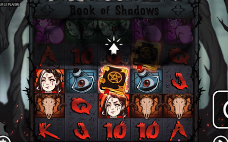 Book of Shadows - Revue de jeu