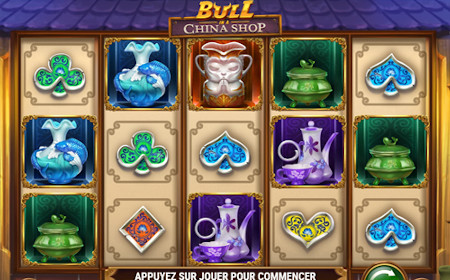 Bull in a China Shop - Revue de jeu