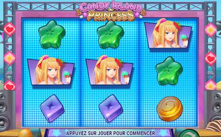 Candy Island Princess - Revue de jeu