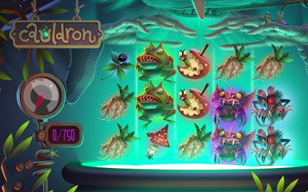 Cauldron - Revue de jeu