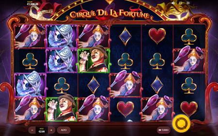 Cirque de la Fortune - Revue de jeu